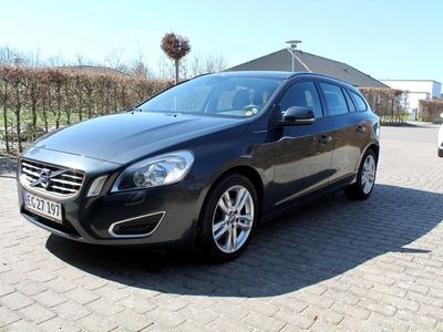 second-hand Volvo V60 1,6 DRIVe Base Start/Stop 115HK Stc 6g