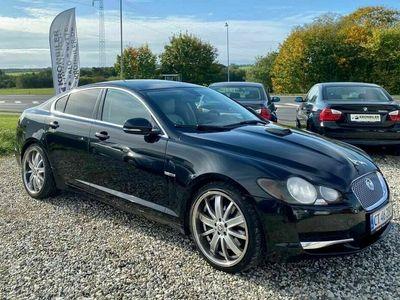 brugt Jaguar XF 3,0 D V6 240 Luxury aut.