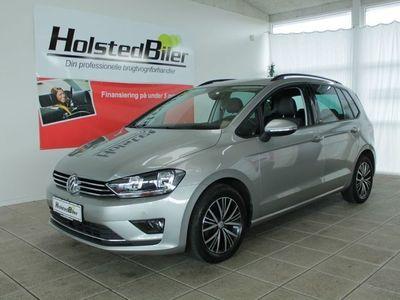 brugt VW Golf Sportsvan 1,6 TDi 110 Allstar DSG BMT