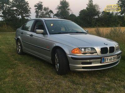 brugt BMW 318 Nysynet BMW 318i