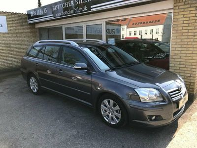 second-hand Toyota Avensis 1,8 VVT-i Sol