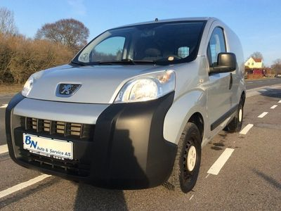 gebraucht Peugeot Bipper 1,4 HDi 70 Van