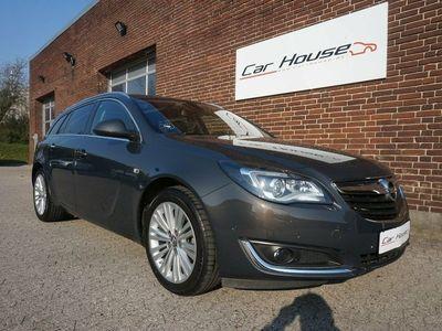 usado Opel Insignia 1,6 CDTi 136 Cosmo ST aut.