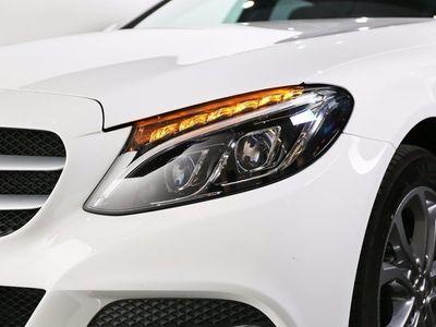 brugt Mercedes C200 st.car
