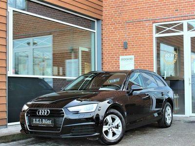 brugt Audi A4 Avant 2,0 TDI S Tronic 150HK Stc 7g Aut. A+