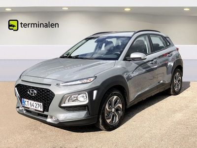 brugt Hyundai Kona 1,6 HEV Advanced DCT