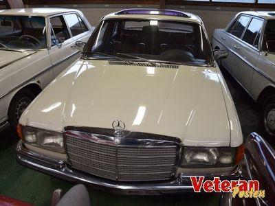 brugt Mercedes S280 W116