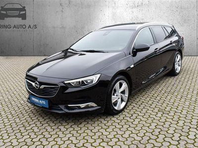 brugt Opel Insignia Sports Tourer 1,5 Turbo Dynamic Start/Stop 165HK Stc 6g - Personbil - sortmetal
