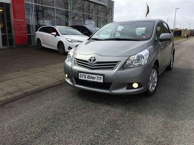 brugt Toyota Verso 1,8 TX 7prs