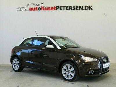 brugt Audi A1 Sportback 1,6 TDi 105 Ambition