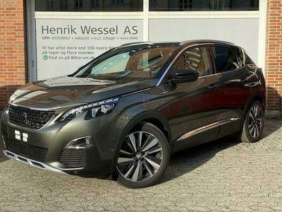 brugt Peugeot 3008 1,6 PureTech Plugin-hybrid GT AWD EAT8 300HK 5d 8g Aut. A+++