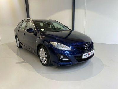 brugt Mazda 6 2,2 DE 129 Premium stc.