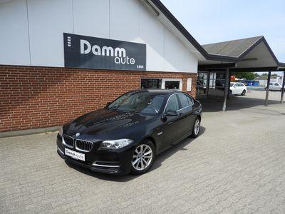 brugt BMW 530 3,0 d Steptronic Luxury Line 258HK Sedan aut