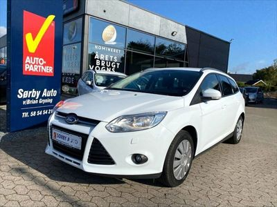 brugt Ford Focus Ti-VCT 105 Trend stc.