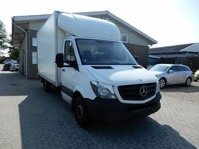 used Mercedes Sprinter 316 2,2 CDi Alukasse m/lift