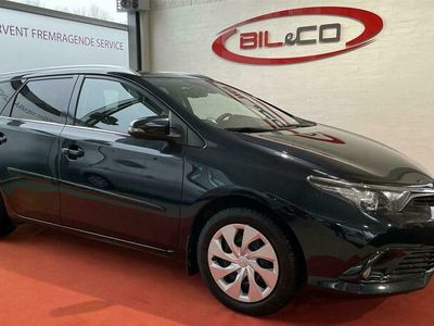 brugt Toyota Auris Touring Sports 1,2 T T2 Comfort Safety Sense 116HK Stc