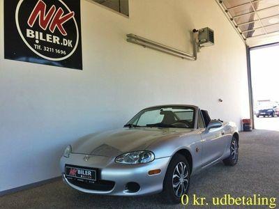 brugt Mazda MX5