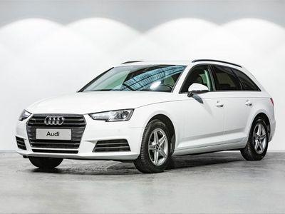 brugt Audi A4 2,0 TFSi 190 Avant S-tr.
