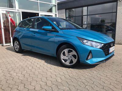 brugt Hyundai i20 1,0 T-GDI Essential 100HK 5d 6g A