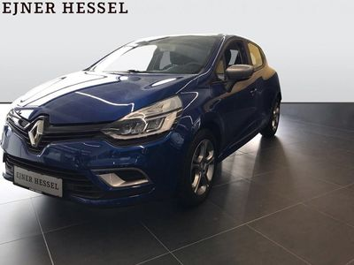 brugt Renault Clio IV 1,2 TCe 120 GT-Line