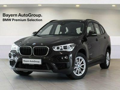 begagnad BMW X1 2,0 sDrive20d aut.