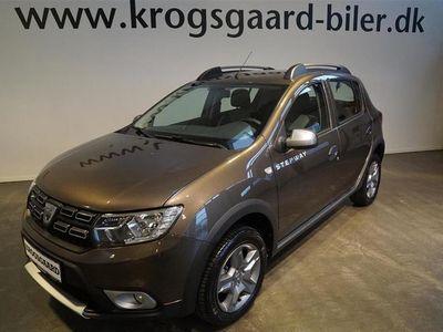 brugt Dacia Sandero 0,9 Tce Stepway Prestige Start/Stop 90HK 5d