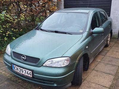 brugt Opel Astra 1.6 101 HK Comfort