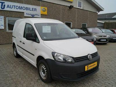 käytetty VW Caddy 1,6 TDi 102 BMT Van