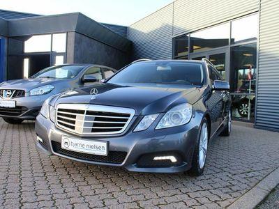 brugt Mercedes E250 2 CDi Avantgarde stc. aut. BE