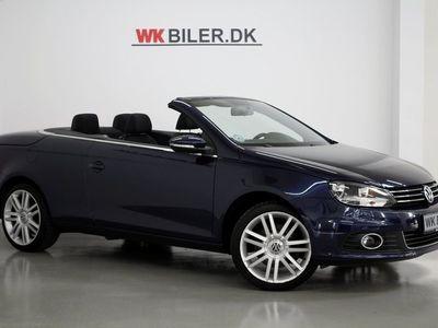 brugt VW Eos 1,4 TSi 160