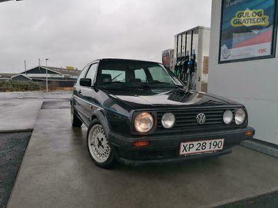 brugt VW Golf II 1.3 Manhatten