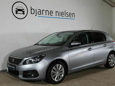brugt Peugeot 308 1,6 BlueHDi 120 Selection Sky