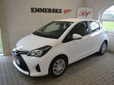 used Toyota Yaris 1,4 D-4D T2