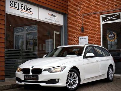 brugt BMW 318 2,0 d Touring Steptronic 143HK st.car aut