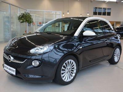 brugt Opel Adam 1,0 T 90 Glam