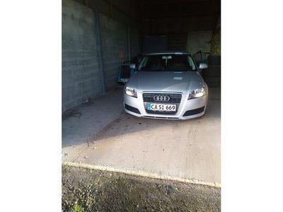 brugt Audi A3 Sportback 2,0