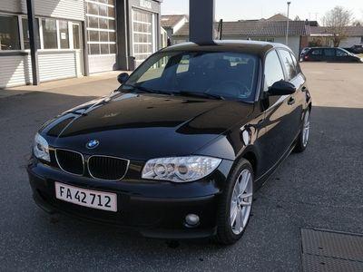brugt BMW 116 I ADV.
