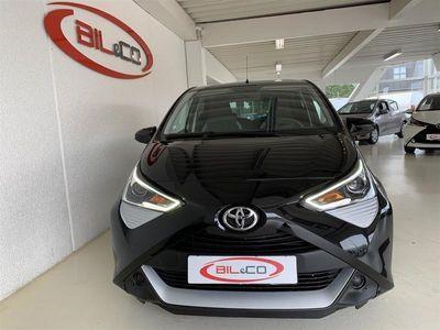 brugt Toyota Aygo 1,0 VVT-I X-pression X-Shift 72HK 5d Aut.