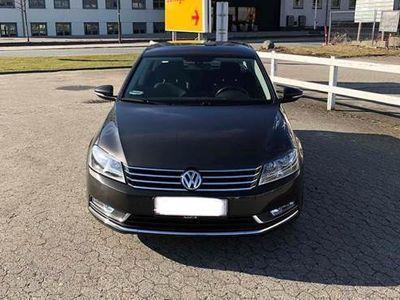 used VW Passat 1,4 TSI AUT.