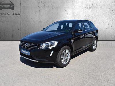 brugt Volvo XC60 2,0 D3 Momentum 150HK 5d Aut. - Personbil - Sortmetal
