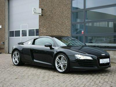 brugt Audi R8 Coupé R8 Coupe 4.2 FSI V8 - 420 hk quattro R tronic 4.2 FSI V8 - 420 hk quattro R tronic