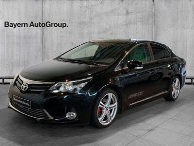 brugt Toyota Avensis 1,6 VVT-i T2 Touch