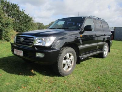 brugt Toyota Land Cruiser VX100 4,2 Turbo LS 4x4 204HK Van Aut.