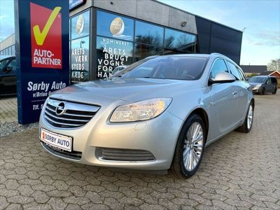 brugt Opel Insignia CDTi 160 Cosmo ST eco