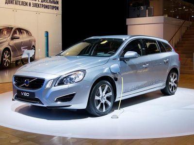 brugt Volvo V60 2,0 D3 Momentum 150HK Stc 6g Aut. - Personbil - Lysblåmetal