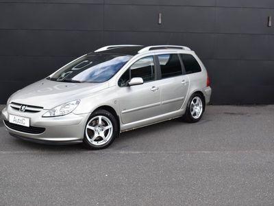 brugt Peugeot 307 2,0 HDi SW