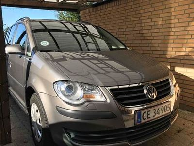 brugt VW Touran Trendline 1,4