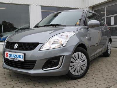 brugt Suzuki Swift 1,2 16V Comfort 90HK 3d