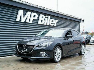 brugt Mazda 3 2,0 SkyActiv-G 165 Optimum