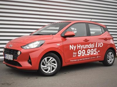 brugt Hyundai i10 1,0 Advanced 67HK 5d